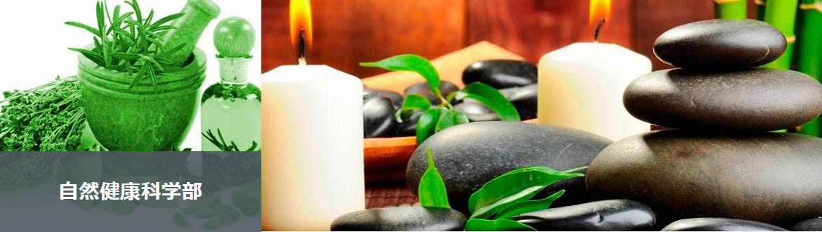 Faculty of Natural Health Science / 自然健康科学学部